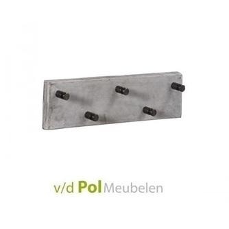 garderobe-kapstok-beton-5-haken-concrete-stoer-modern-knoppen