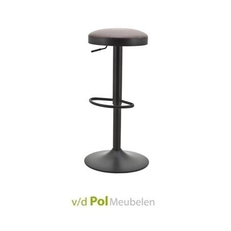 barkruk-seattle-bruin-donkerbruin-dop-kruk-barstoel-byboo-metaal-verstelbaar-0623