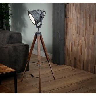 vloerlamp-houten-driepoot