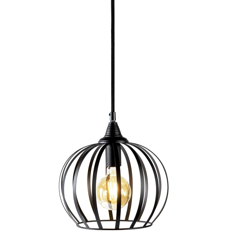 Hanglamp Metal Globe