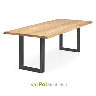 boomstamtafel--u-poot-zwart-breed-140-160-180-200-220-240-260-280-300