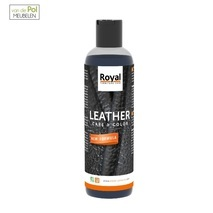 Leather care & color light brown