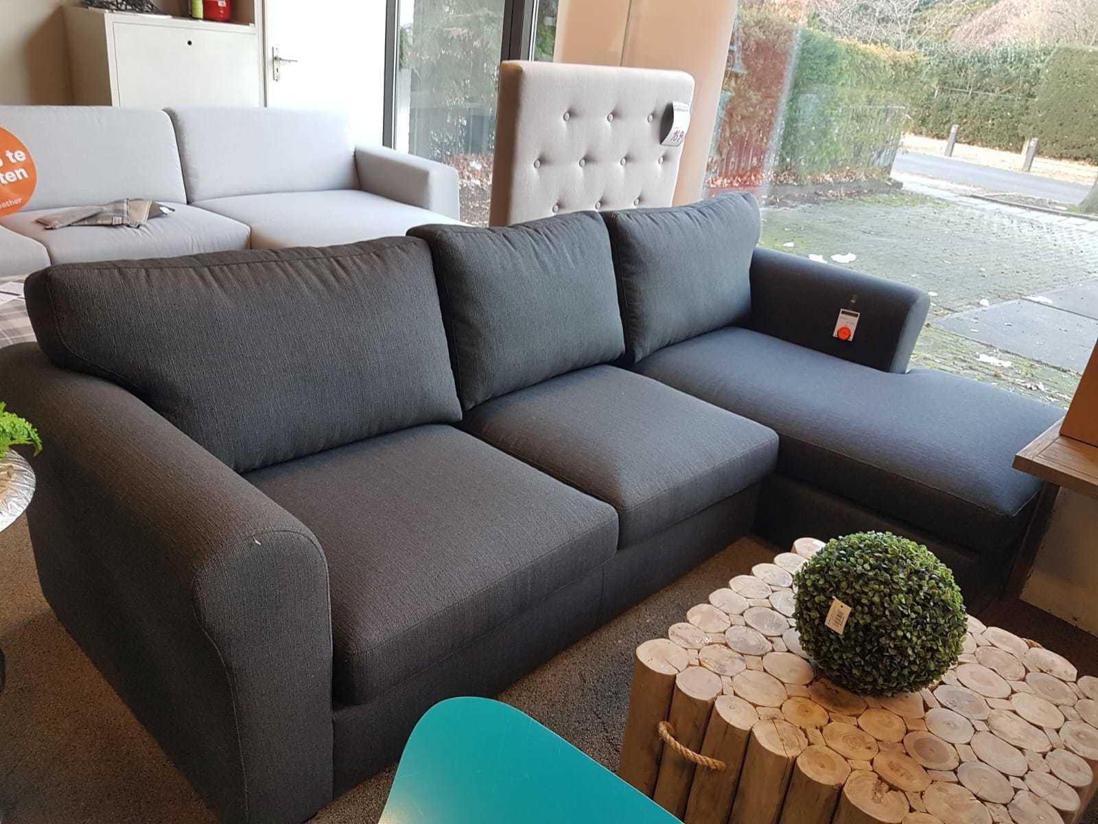 Bankstel Urban Sofa antraciet
