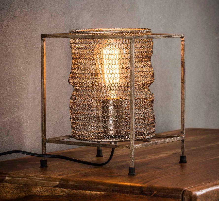 Vierkante lamp