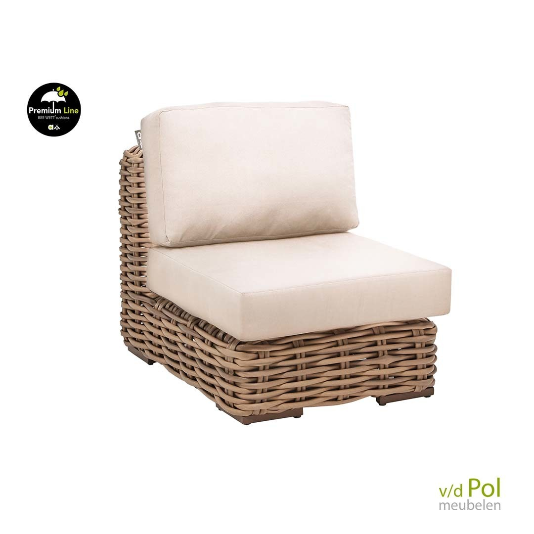 Elements XL center chair