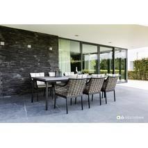 Milou tuintafel concrete 240 x 100 cm