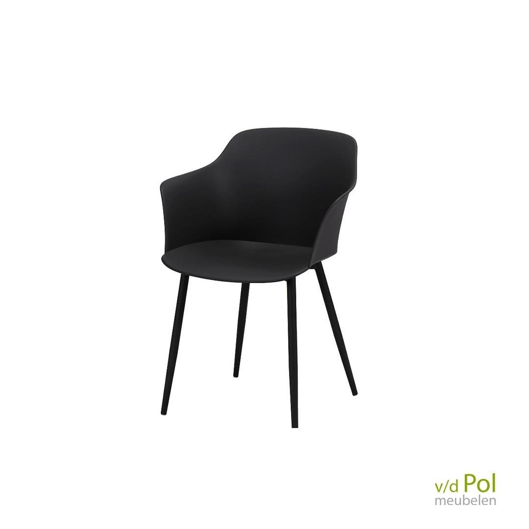 kuipstoel-kunststof-zwart-3645