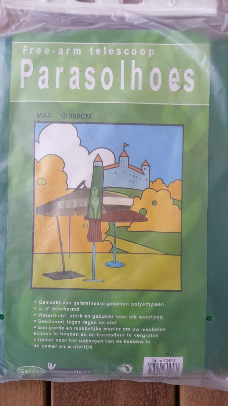 Parasolhoes Ø 350 cm
