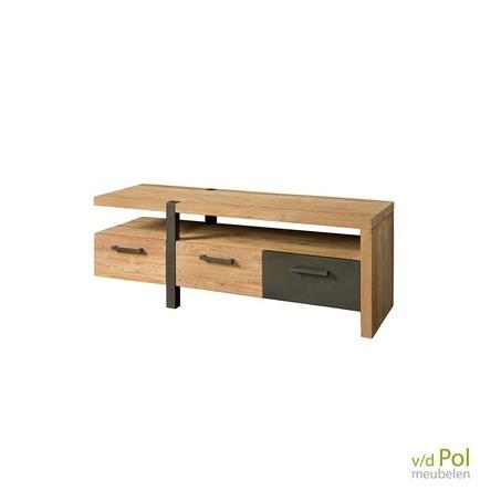 tv-meubel-teak-met-metaal-145cm