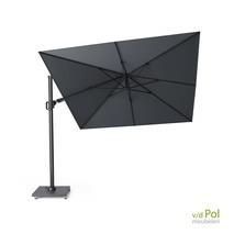Zweef parasol Challenger T² 3x3 antraciet