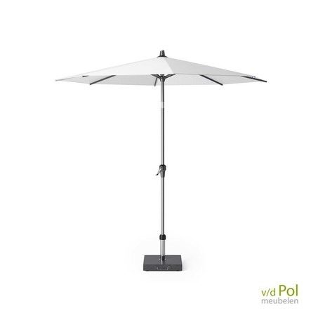parasol-polyester-o-250-cm-wit