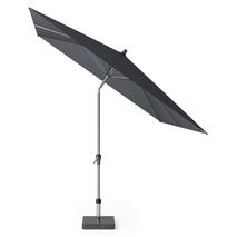 Vierkante parasol 250 cm antraciet kantelbaar