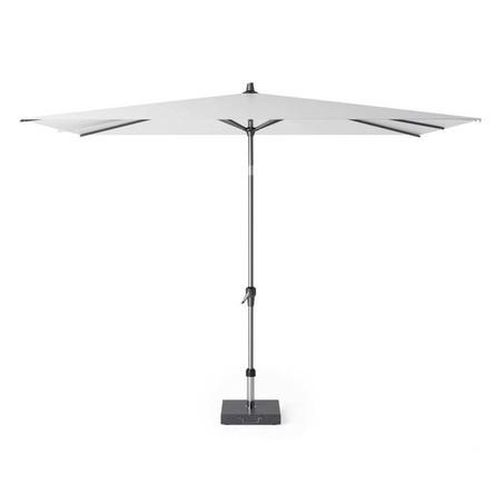 witte parasol platinum riva 300 x 200 cm
