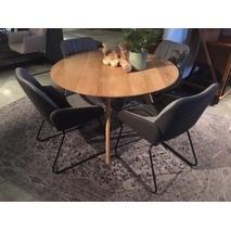 Ronde tafel hout - Roundy - 3 maten