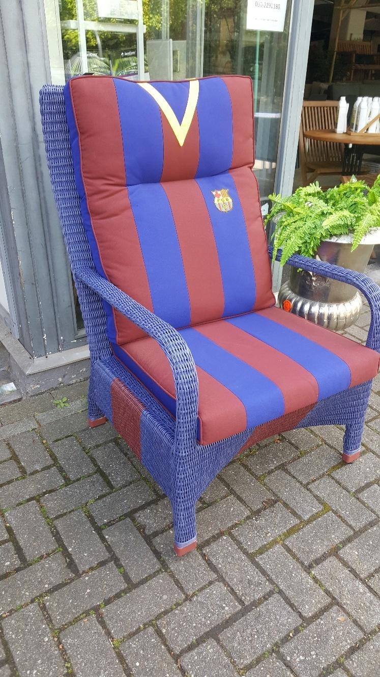 FC Barcelona tuinstoel lounge