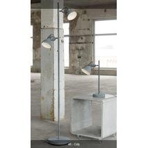 Vloerlamp betonlook