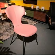 Showmodel 6 x stoel roze