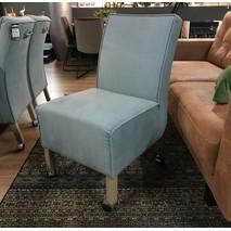 Showmodel 6 x stoel KM167