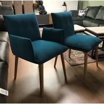Showmodel 6 x stoel Mobitec