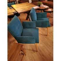 Showmodel 4x stoel Mobitec