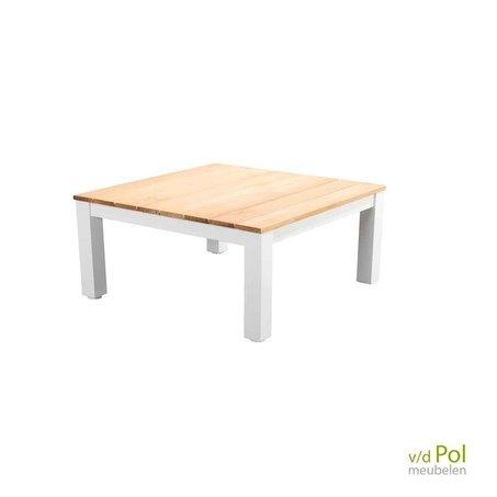 midori-salontafel-buiten-vierkant-75x75-cm-wit-teakhout-aluminium