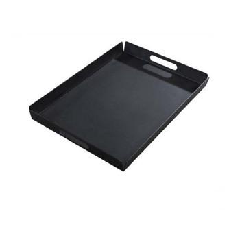 yoi hokan tuin dienblad zwart 55x40-cm