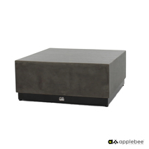 Coffeetable crete black Applebee