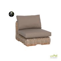 Apple Bee FFF wicker center chair