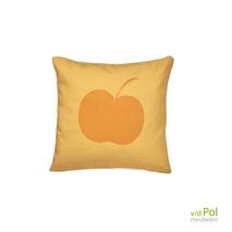 Decoratie tuinkussen Applebee 45x45 cm oranje