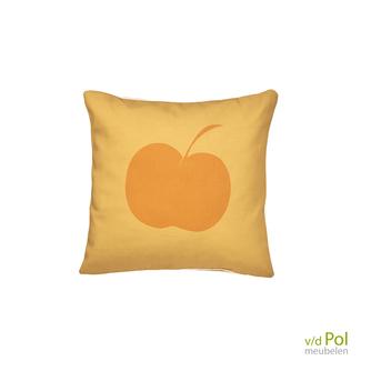 decoratie-tuinkussen-applebee-45x45-cm-oranje