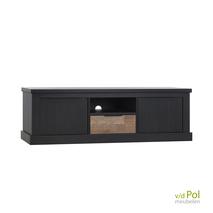 Jumbo tv meubel zwart