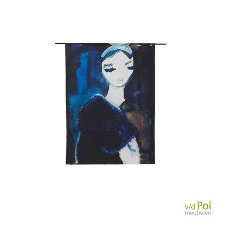 lady-in-blue-urban-cotton-wandkleed