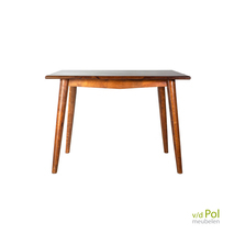 Vierkante tafel Wisconsin mangohout