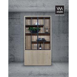 vermeer-puur-vitrinekast-2-deurs