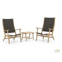 Applebee Luc Lounge set