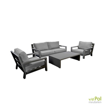 Yoi furniture | loungeset Ookii | XXL loungeplezier!