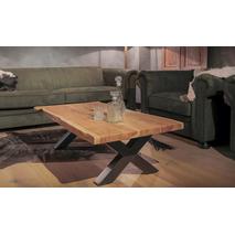 Urban Sofa salontafel Live Edge