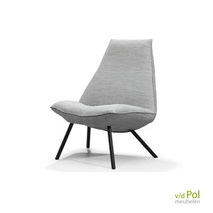 Cartel Living Smile fauteuil hoge rugleuning