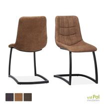 Industriële stoel - 3 kleuren