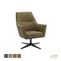 Bronco - draaibare fauteuil groen
