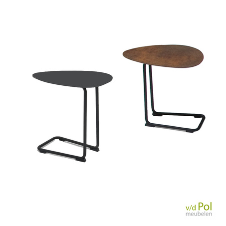 banktafels-twinny-in-fenix-zwart-plastica-brons