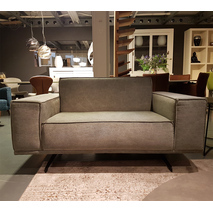 Brede fauteuil Nomad | Cartel Living