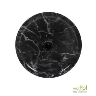 wandlamp-zwart-marmerlook-metaal-rond