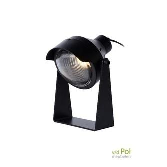 tafellamp-koplamp-zwart-metaal-kantelbaar-bureaulamp