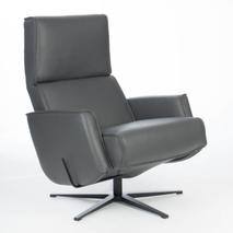 Linda - draaibare fauteuil relax met armleuning