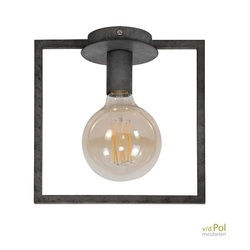 plafondlamp-square