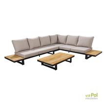 Funsui Yoi Furniture loungeset teak