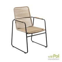 YOI Furniture Tuinstoel Wasabi naturel