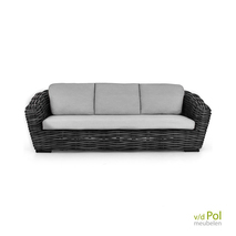 Palm Bay Applebee Loungebank Black Wash