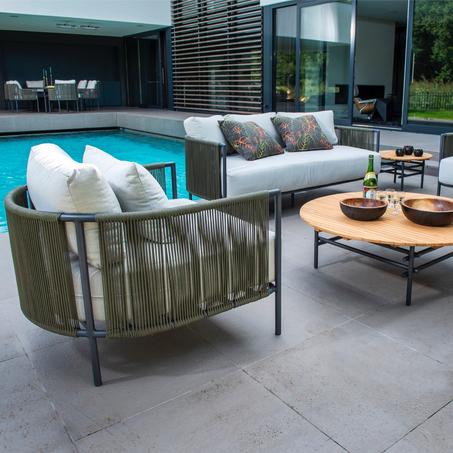 yoi-umi-loungestoel-tuin-groen-grijs-weerbestendig-rope-stof